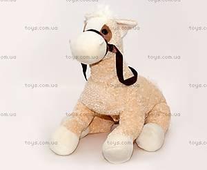 Мягкая игрушка «Лошадка Бьянка», LDB2