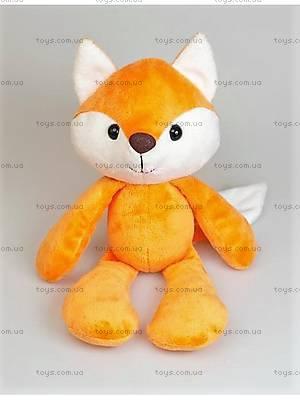 Мягкая игрушка «Лисичка Мила», LSK0