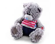 Мягкая игрушка Медведь 30 см., 11122, купить