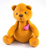 Мягкая игрушка Медведь Шоколад, ВЕ-0114, купить