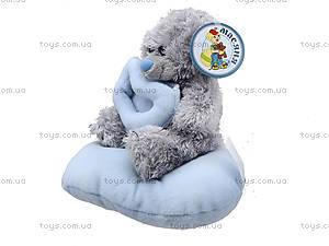 Мягкая игрушка «Медведь Тедди» с сердечком, AB867718, купить