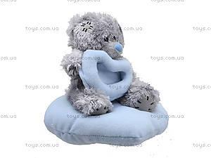 Мягкая игрушка «Медведь Тедди» с сердечком, AB867718, отзывы