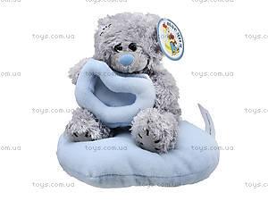 Мягкая игрушка «Медведь Тедди» с сердечком, AB867718, игрушки