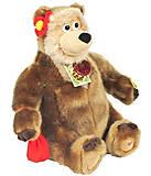Мягкая игрушка «Медведица», V91156/28, фото