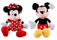 Микки Маус, 3 вида игрушки, N00040, отзывы