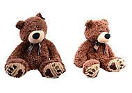 Мягкая игрушка Мишка, 3 вида, C22846, отзывы