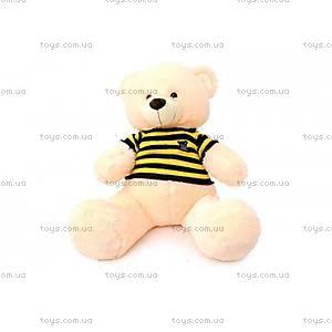 Мягкая игрушка «Мишка» в вязаной кофте, 133570, купить