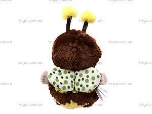 Мягкая игрушка «Пчелка Крошка», К357Т, купить