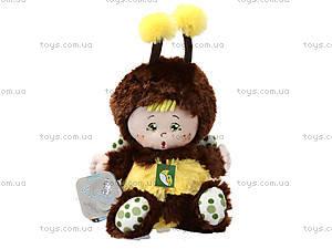 Мягкая игрушка «Пчелка Крошка», К357Т, игрушки