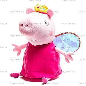 Мягкая игрушка «Пеппа-принцесса с короной», 25101, фото