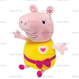 Мягкая игрушка Пеппа с речевой анимацией, 30567