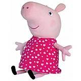 Мягкая игрушка «Пеппа с сердечками», 24211, купить