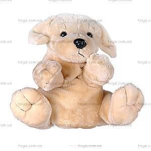 Мягкая игрушка-рукавичка «Собачка», 21-907762-5