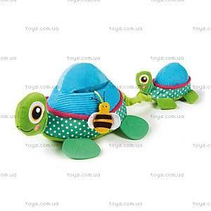 Мягкая игрушка с механизмом «Черепашка Кукки», 71415