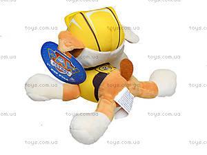 Мягкая игрушка «Щенячий патруль», SP27043, игрушки