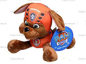 Мягкая игрушка «Щенячий патруль», SP27043, детские игрушки