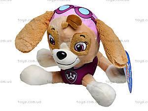 Мягкая игрушка «Щенячий патруль», SP27043, магазин игрушек