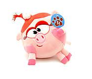 Мягкая игрушка «Смешарик Нюша» с музыкой, 422815, фото
