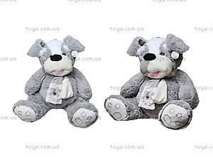 Мягкая игрушка «Собака с шарфом», ABY29510