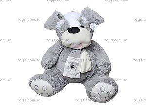 Мягкая игрушка «Собака с шарфом», ABY29510, отзывы