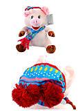 Мягкая игрушка «Свинка», 24 см, C31860, фото