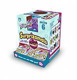 Мягкая игрушка-сюрприз в шаре Surprizamals S6, 15 видов, SUR20275W, отзывы