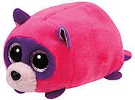 Мягкая игрушка Teeny Ty's «Енот Rugger», 42139, фото