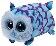 Мягкая игрушка Teeny Ty's «Голубая сова Mimi», 42144, купить