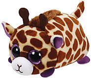 Мягкая игрушка Teeny Ty's «Жираф Mabs», 42140, фото
