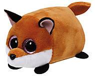 Мягкая игрушка Teeny Ty's «Лисенок Finley», 42135