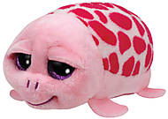 Мягкая игрушка Teeny Ty's «Розовая черепаха Shuffler», 42145