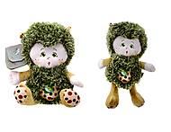 Мягкая игрушка «Ёжик Крошка», К357І, фото