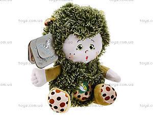 Мягкая игрушка «Ёжик Крошка», К357І, игрушки