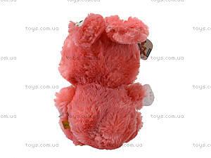 Мягкая игрушка «Зайчик Крошка», К357А, купить