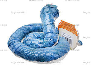Мягкая игрушка «Змея Стелла», К311С, купить
