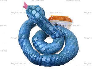 Мягкая игрушка «Змея Стелла», К311С, фото