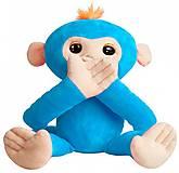 Мягкая интерактивная обезьянка-обнимашка «Борис» 42 см, W3530/3531, купить