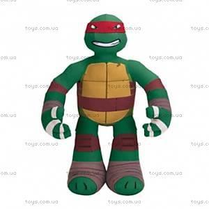 Мягкая интерактивная игрушка Рафаэль «Черепашки-ниндзя», 95514