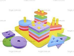 Мягкие детские пазлы, 147, магазин игрушек