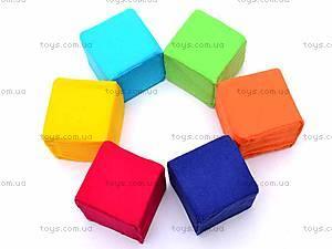 Мягкие кубики, , отзывы