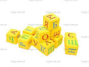 Мягкие кубики «Украинская азбука», , отзывы
