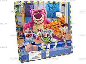 Мягкие пазлы «История игрушек», D241