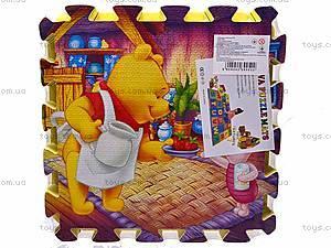 Мягкие пазлы «Винни Пух», D293, цена
