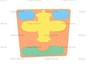 Мягкий 3D конструктор «Гидроплан», VT130201, фото