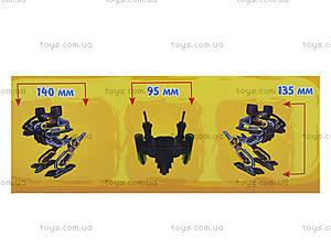 Мягкий 3D-конструктор «Робот», 6420, купить