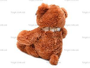 Мягкий детский медведь, с шарфом, S-YZ-4036/30S, купить