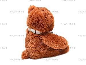 Мягкий детский медведь, с шарфом, S-YZ-4036/30S, фото