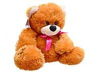 Мягкий детский медвежонок «Веселун», 10.01.01, купить игрушку