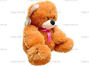 Мягкий детский медвежонок «Веселун», 10.01.01, фото