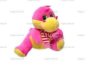 Мягкий динозаврик, в шарфике, SP09164, купить